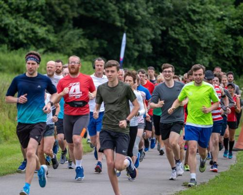 Parkrun study: low risk of COVID-19 transmission at outdoor events