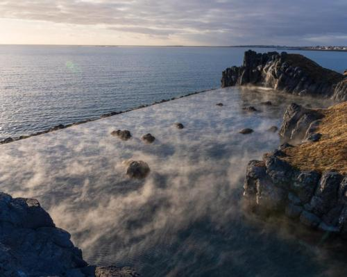 Iceland's new Sky Lagoon has been inspired by native bathing culture