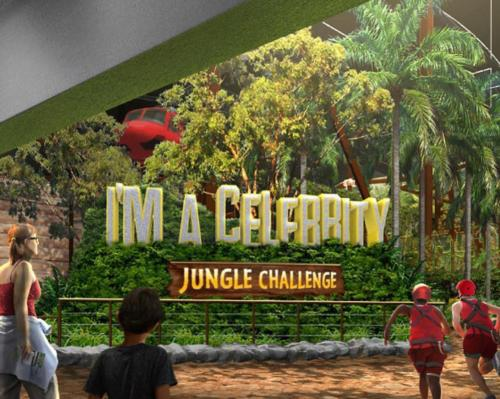 I'm a Celebrity theme park to open in the UK this year
