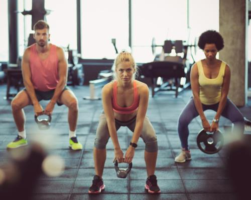 Hussle has gym partner locations in 96 per cent of UK postcodes