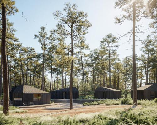 Hytte draws inspiration from Scandinavia and interior design and branding firm Aylott & Van Tromp