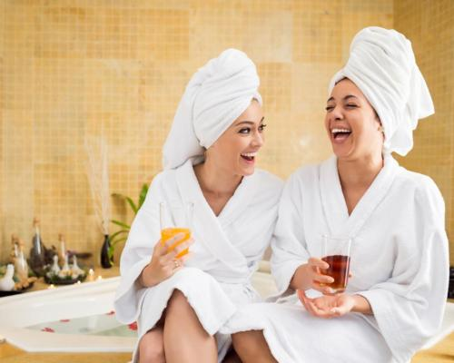 Researchers said US spas should prepare to welcome back existing customers as well as a brand new client base who've never been to spas before but have been inspired to do so in light of the pandemic