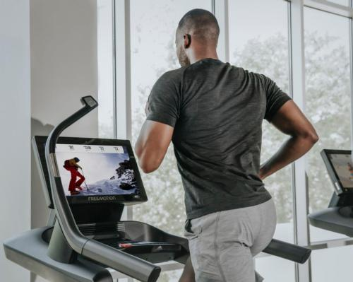 iFit Mind has been made available exclusively on Freemotion cardio equipment