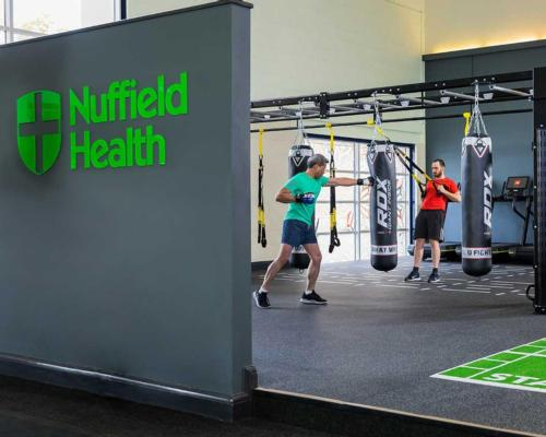 NHS staff can activate the discount at any of Nuffield's 113 fitness and wellbeing centres / Nuffield Health