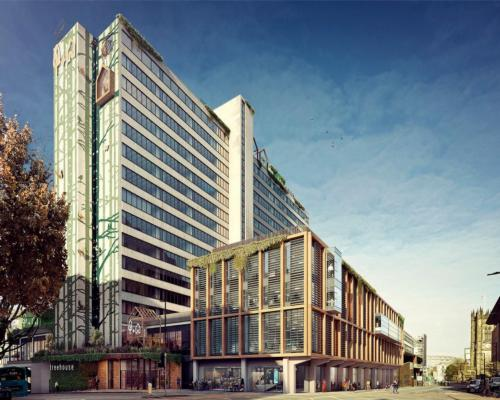 Treehouse Hotel Manchester will be the second Treehouse-branded property in the UK / 93ft/Treehouse/SH Hotels & Resorts