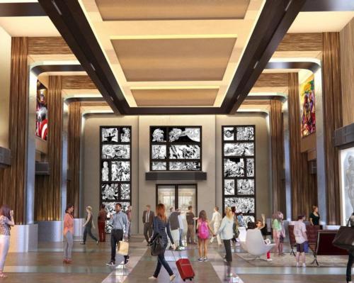 Disneyland Paris to open Art of Marvel hotel in June