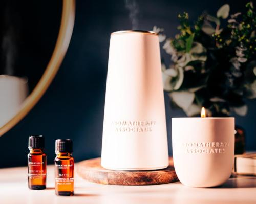 Aromatherapy Associates unveils wellbeing home collection including new portable diffuser