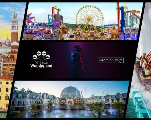 MackNext creates VR experience for Miniatur Wunderland Hamburg