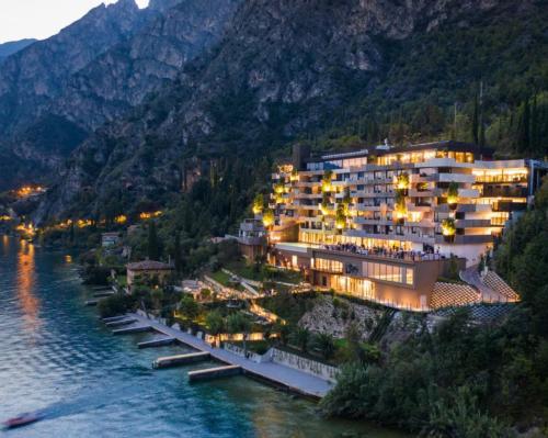 Lake Garda's newest spa draws inspiration from nature, Celtic mythology and minimalism