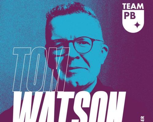 Watson, along with the five other volunteers, will share their Team PB 'stories'