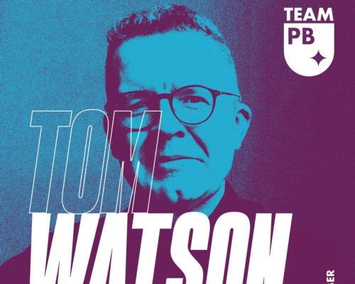 David Lloyd recruits Tom Watson for Team PB programme