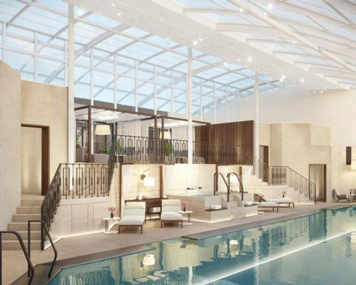 The 15,000sq ft health club and spa is complete with a five-treatment room Talise Spa, three saunas, four steamrooms and a luxurious Jacuzzi / The Carlton Tower Jumeirah