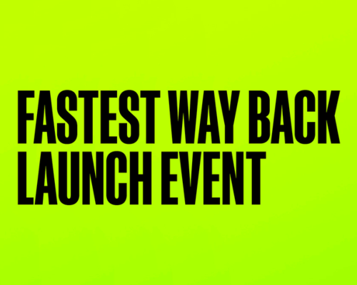 Featured supplier news: Celebrating the return of group exercise – Les Mills to host free 'Fastest Way Back' livestream event for the industry