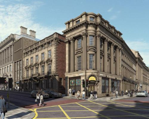 Newcastle's new £30m luxury leisure development to include health club and hotel