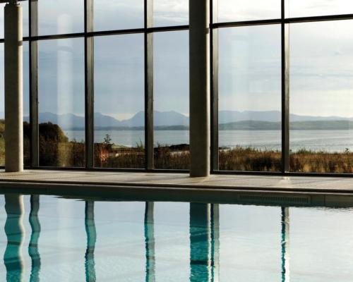 The new spa's interiors will be clean and calming and draw inspiration from the island's natural landscape and heritage
