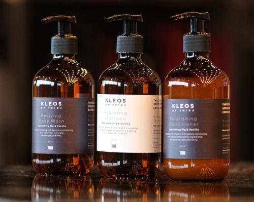 TRIB3 partners with Natural Spa Factory to launch own-brand toiletries