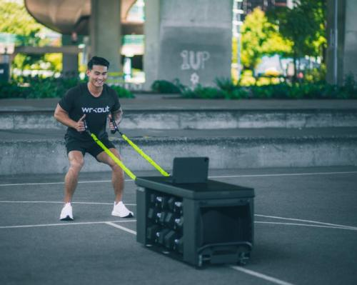 Memberships for new virtual personal training app, Wrkout, 'sell out in a day'