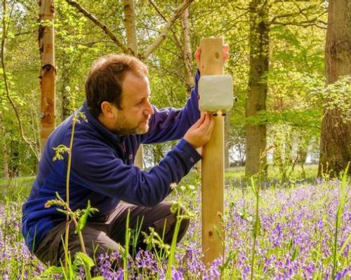 The move is part of a research project to explore the benefits of biodiversity in the UK