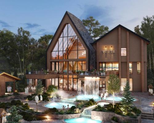 Authentic Finnish-inspired Nordic Spa opening north of Toronto in Q3 2021