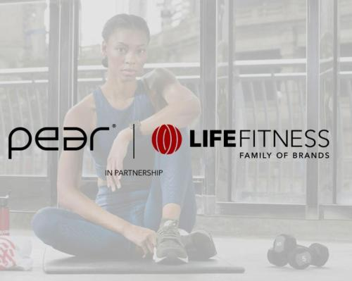 Life Fitness and Pear Sports sign partnership deal