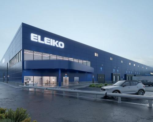 The new 18,000sq m facility will be built on a plot next to Eleiko's headquarters in Kistinge