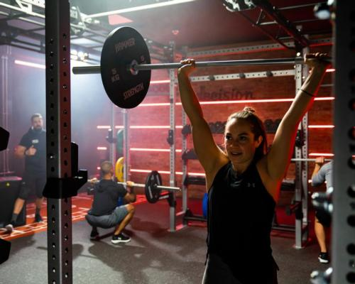 Introducing the Official Hammer Strength Box: a complete small group training solution