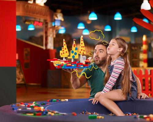 Merlin to take Legoland Discovery Centres to Belgium with deal for Brussels site