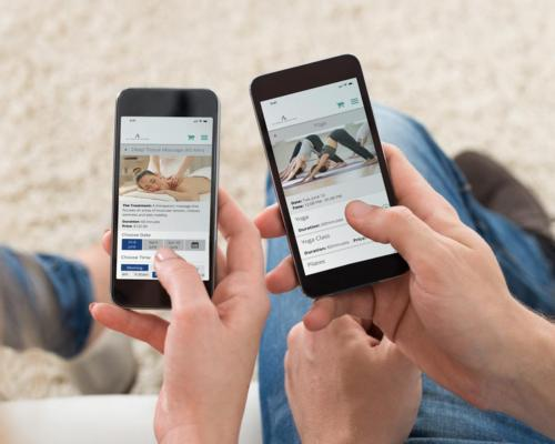 ResortSuite MOBILE frees the staff from administrative tasks