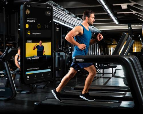 More digital for the restart of fitness clubs