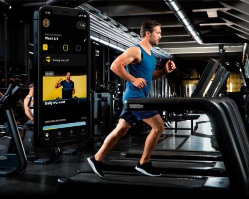 Technogym launches new app with revenue-sharing option for gyms