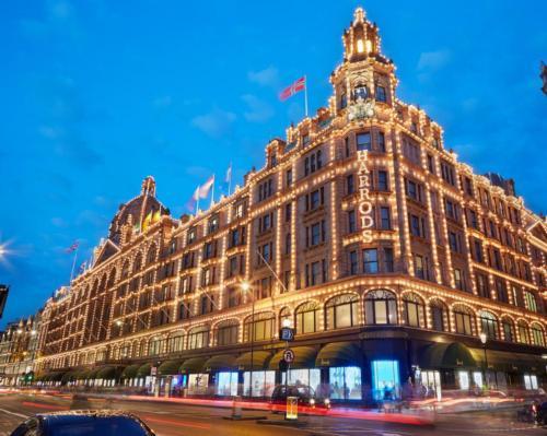 Elemis boutique opens at London's iconic Harrods department store