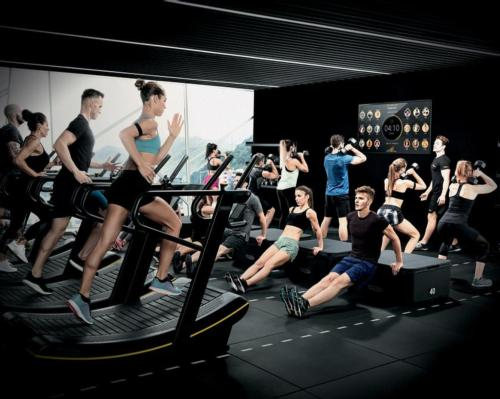 Giovanni Simoni has been appointed MD of Technogym UK