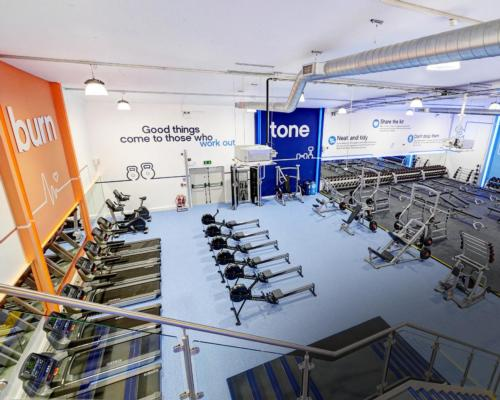 The Gym Group plans to open 40 new sites around the UK / The Gym Group