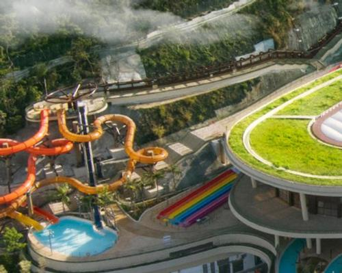 Hong Kong's Ocean Park opens Water World with 27 new outdoor and indoor attractions