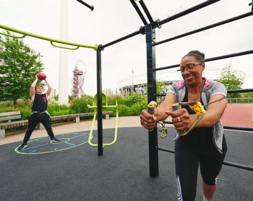 The workouts have been designed to help people address lifestyle diseases