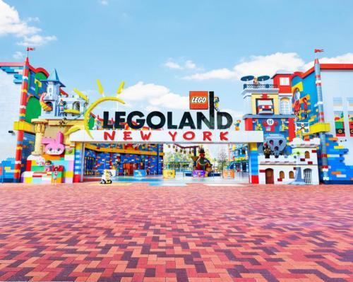 Merlin has opened its much-anticipated Legoland New York Resort