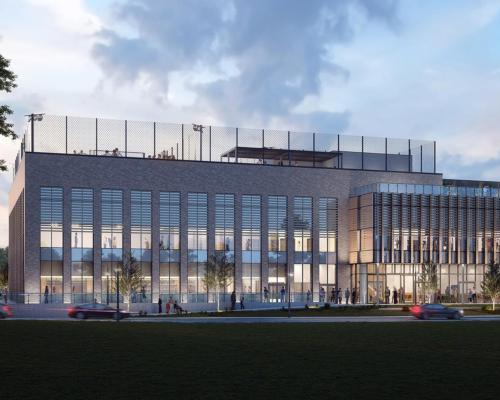 The building will be optimised to reduce energy in use by up to 60 per cent / GT3 Architects