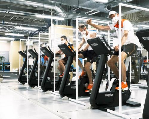 Customised gyms are supporting Tokyo's Olympic athletes as the Games kicks off