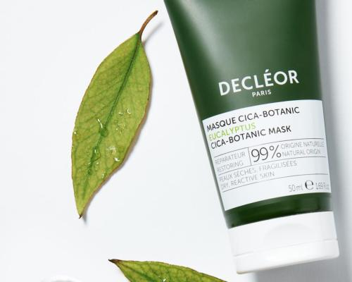 Decléor launches plant-powered Cica-Botanic mask to nourish delicate and dry skin