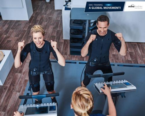 Featured supplier news: EMS personal training: shockingly simple