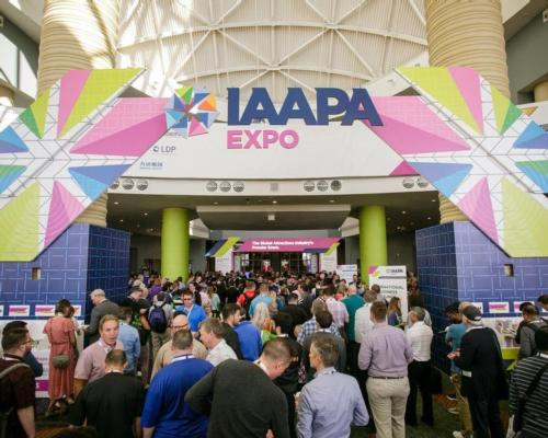 This year's IAAPA Expo is set to take place in Orlando, Florida, from 15 to 19 November
