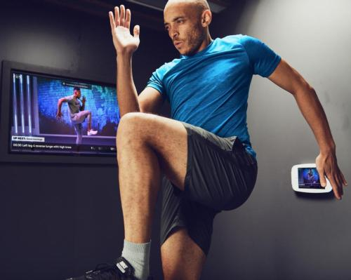 The deal will see the introduction of the first-ever, in-gym interactive fitness studio and Fiit Pods in the UK / The Gym Group
