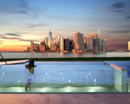 The US$50m thermal day spa will open in September