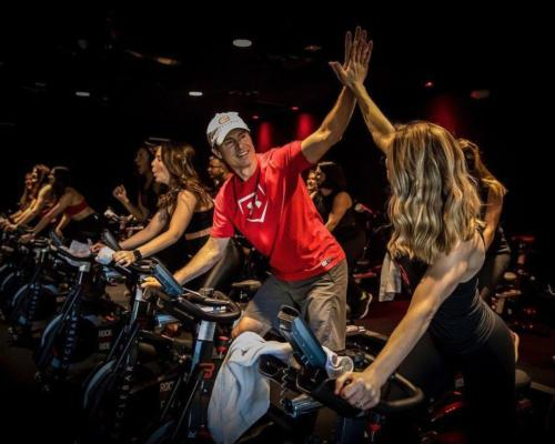Xponential's portfolio of brands includes CycleBar / CycleBar/Xponential Fitness