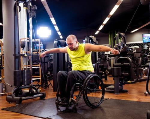 ukactive: government's Disability Strategy