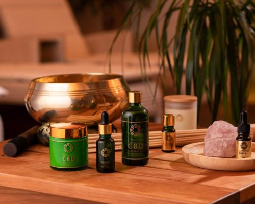 All treatments feature the Raised Spirit natural skincare range, candles and aroma diffuser oil that are hand-made in Oxfordshire using only 100 per cent organic and vegan-friendly ingredients