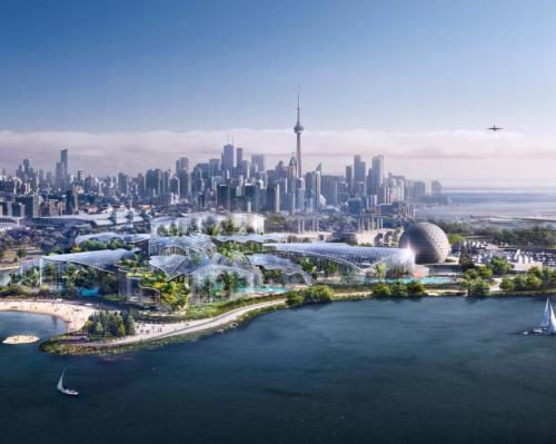 Therme Group to expand global footprint with waterfront wellbeing resort in Toronto