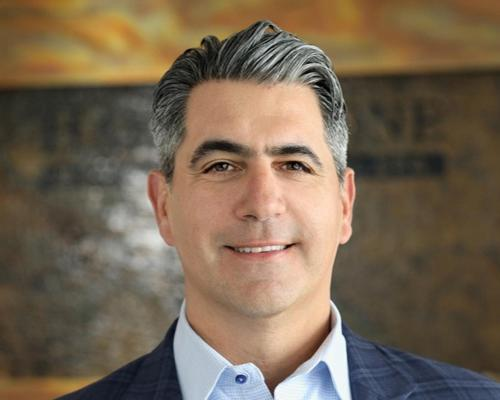 John Teza is stepping up to the role of CEO and succeeding Todd Leff