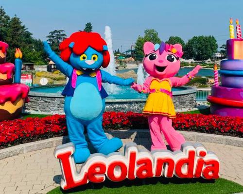 Leolandia has partnered with Red Raion