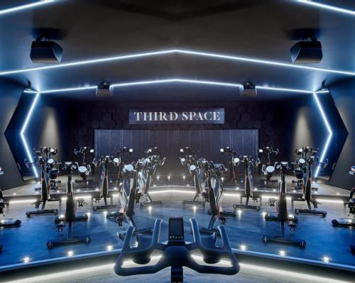 Third Space has secured a substantial pipeline of new sites and plans to expand its estate across London / Third Space